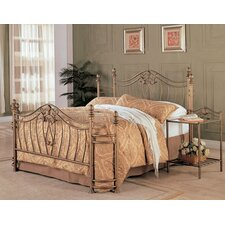 <strong>Wildon Home ®</strong> Merced Metal Bed