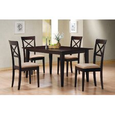 Crawford 5 Piece Dining Set