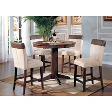 <strong>Wildon Home ®</strong> Ashland Counter Height Pub Table with Optional Stools