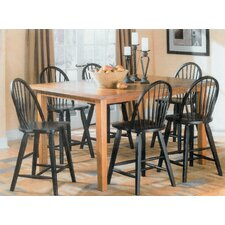 Tyson Counter Height Pub Table with Optional Stools