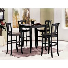 Cavalla Pub Table with Optional Stools