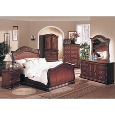 Florence Sleigh Bedroom Collection