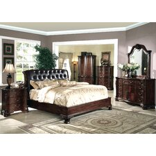 Dasan Panel Bedroom Collection