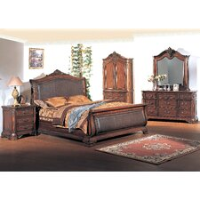 Tipton Sleigh Bedroom Collection