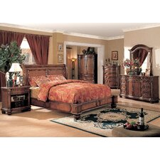 Wrigley Sleigh Bedroom Collection