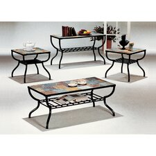 <strong>Wildon Home ®</strong> Sashay 3 Piece Coffee Table Set