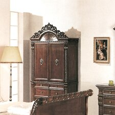 <strong>Wildon Home ®</strong> Bailey Armoire