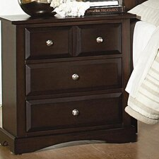 Nantucket 4 Drawer Nightstand