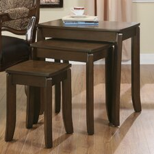 <strong>Wildon Home ®</strong> Fielding 3 Piece Nesting Tables