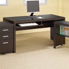 "<strong>Wildon Home ®</strong> Bicknell 55.13"" Computer Desk"