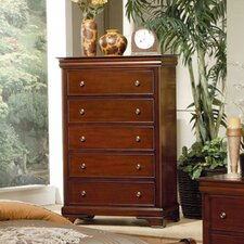 <strong>Wildon Home ®</strong> Kearny 5 Drawer Chest