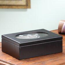 Jade Mini Jewelry Box