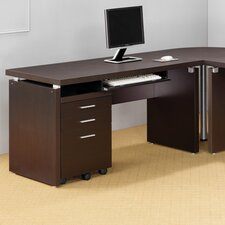 <strong>Wildon Home ®</strong> Beaver Computer Desk