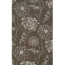 Lotus Brown/Grey Rug