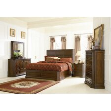 Moscow Platform Bedroom Collection