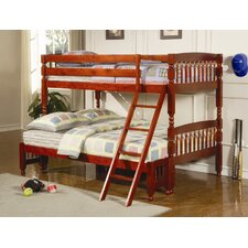 <strong>Wildon Home ®</strong> Dayton Twin over Full Bunk Bed