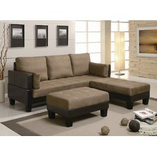 <strong>Wildon Home ®</strong> New Portland Sleeper Sofa