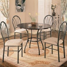 <strong>Wildon Home ®</strong> Montville 5 Piece Dining Set