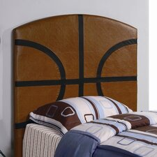 <strong>Wildon Home ®</strong> Bowdoin Basketball Twin Upholstered Headboard
