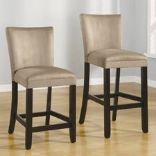 "<strong>Wildon Home ®</strong> 24"" Bar Stool in Taupe"