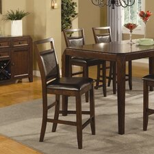 "Limington 24"" Barstool in Medium Brown"
