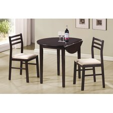 <strong>Wildon Home ®</strong> Lexington 3 Piece Dining Set