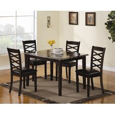 <strong>Wildon Home ®</strong> Livingston 5-Piece Dining Set