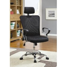 <strong>Wildon Home ®</strong> Rochester Air High-Back Mesh Executive Chair