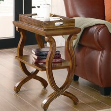 Streetman Chairside End Table