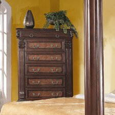 <strong>Wildon Home ®</strong> Merkel 6 Drawer Chest