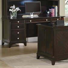 <strong>Wildon Home ®</strong> Evant Executive Desk