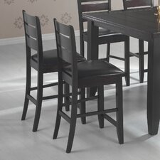 Corrigan Barstool in Dark Brown