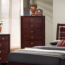 <strong>Wildon Home ®</strong> Detroit 5 Drawer Chest