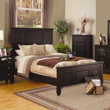 <strong>Wildon Home ®</strong> Oak Ridge Panel Bed