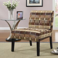<strong>Wildon Home ®</strong> San Augustine Fabric Slipper Chair
