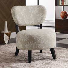 Santa Rosa Fabric Slipper Chair