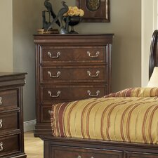 <strong>Wildon Home ®</strong> Hennessy 4 Drawer Chest