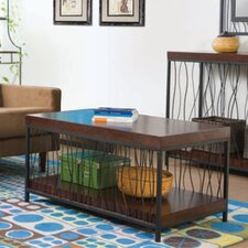 <strong>Wildon Home ®</strong> Wire Design Coffee Table