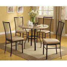 Darell 5 Piece Dining Set