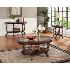 <strong>Wildon Home ®</strong> Bavol Coffee Table Set