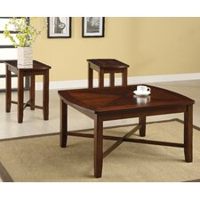 Naren 3 Piece Coffee Table Set