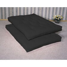 "Time Out 6"" Foam Full Size Futon Mattress"