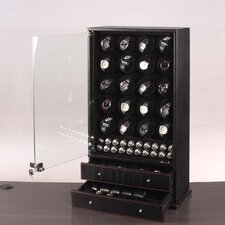 <strong>Wildon Home ®</strong> Exquisite 20 Watch Winder