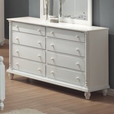 <strong>Wildon Home ®</strong> Kayla 8 Drawer Dresser