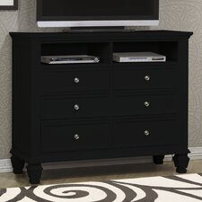 <strong>Wildon Home ®</strong> Sankaty 6 Drawer Dresser