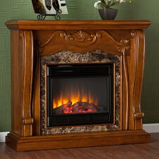 <strong>Wildon Home ®</strong> Fulton Electric Fireplace