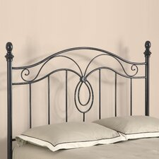 <strong>Wildon Home ®</strong> Barnstable Bedroom Metal Headboard