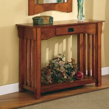 <strong>Wildon Home ®</strong> Burien Console Table and Mirror Set