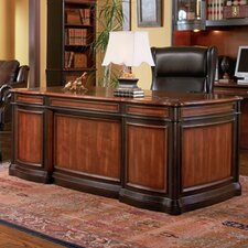<strong>Wildon Home ®</strong> Corona Executive Desk