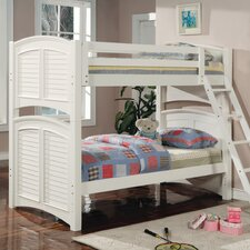 <strong>Wildon Home ®</strong> Disston Twin over Full Bunk Bed